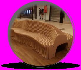 Meble Do Restauracji Hoteli Gastronomii Sofy Krzesła