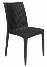 F-GS-BISTRO RATTAN ANTRACYT