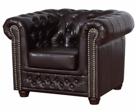 Fotel Chesterfield ROY - RP